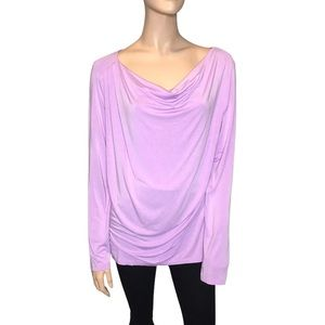 Lord and Taylor Large Long Sleeve Lounge Top